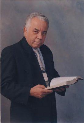 Rvdo. Manuel Martínez